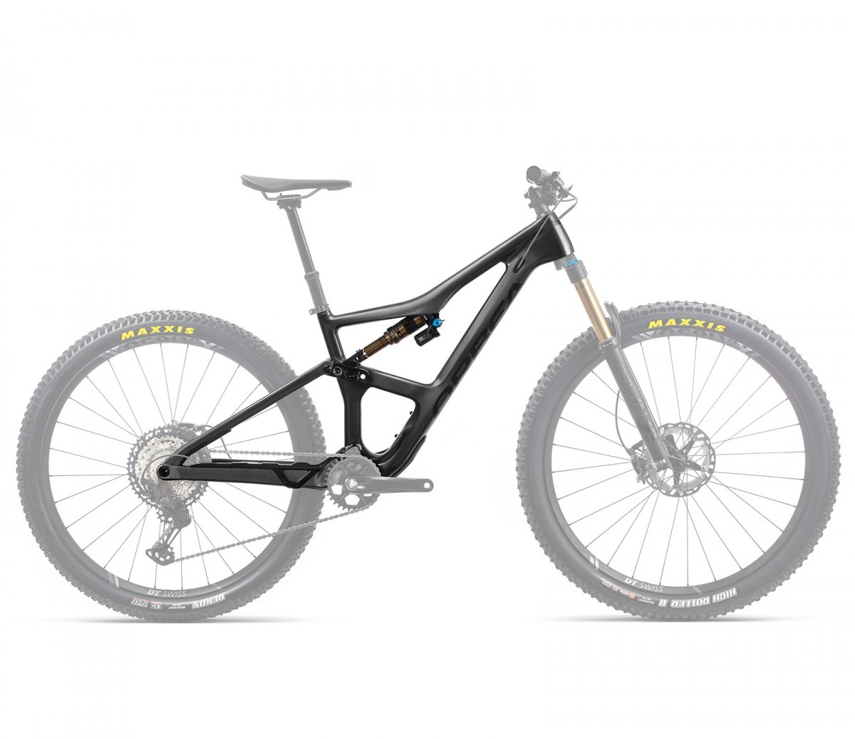 Orbea OCCAM OMR+DPX2, 2020